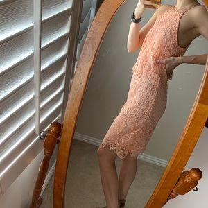 BB Dakota Bryn Lace Dress